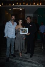 Sunny Leone, Daniel Weber  at the launch of Hand Painted Animal Calendar By Filmmaker Omung Kumar on 21st Nov 2018 (142)_5bf65f03eef7f.JPG