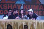 Akshay Kumar, Mouni Roy & Kapil Sharma at the 10th Akshay Kumar Kudo Tournament on 22nd Nov 2018