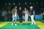 Akshay Kumar,Vicky Kaushal,Mouni Roy, Kapil Sharma at the 10th Akshay Kumar Kudo Tournament on 22nd Nov 2018