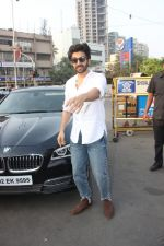 Kartik Aaryan visited shidhivinayak mandir on his birthday on 22nd Nov 2018  (5)_5bf7aba609bfd.JPG