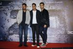 Akshay Kumar, Karan Johar, S. Shankar at the Press Conference for film 2.0 in PVR, Juhu on 25th Nov 2018  (13)_5bfb98f5e744c.JPG