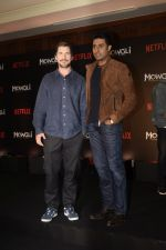 Abhishek Bachchan at the Press conference of Mowgli by Netflix in jw marriott, juhu on 26th Nov 2018 (15)_5bfce5bfdc54d.JPG