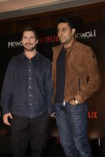Abhishek Bachchan at the Press conference of Mowgli by Netflix in jw marriott, juhu on 26th Nov 2018 (9)_5bfce5b52acd5.JPG