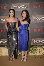 Kareena Kapoor, Madhuri Dixit at Mowgli world premiere in Yashraj studios, Andheri on 26th Nov 2018 (64)_5bfcee93539dc.JPG