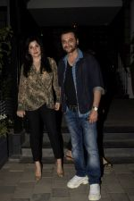 Sanjay Kapoor,Maheep Kapoor spotted at Soho house in juhu on 25th Nov 2018 (7)_5bfce3a527c6d.JPG