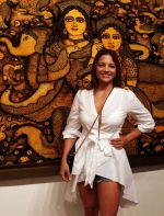 Deanne Pandey Inaugurates an Art Show Breaking Barriers on 27th Nov 2018 (31)_5bfe3783b8e88.JPG