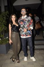 Nushrat Bharucha, Ayushmann Khurrana at Ekta Kapoor's dinner party on 26th Nov 2018