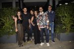 Nushrat Bharucha, Ayushmann Khurrana, Ekta Kapoor at Ekta Kapoor's dinner party on 26th Nov 2018