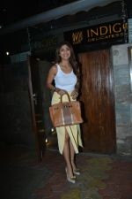Shilpa Shetty spotted at indigo bandra on 27th Nov 2018 (6)_5bfe33c0b53ce.JPG