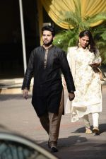Armaan Malik at Priyanka, Nick_s wedding puja at her Versova House on 28th Nov 2018 (15)_5bff8fffd1765.JPG