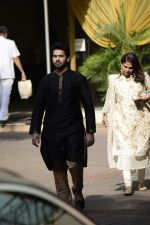 Armaan Malik at Priyanka, Nick_s wedding puja at her Versova House on 28th Nov 2018 (16)_5bff900194b1d.JPG
