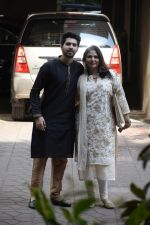 Armaan Malik at Priyanka, Nick_s wedding puja at her Versova House on 28th Nov 2018 (20)_5bff9007a229b.JPG