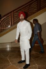 Diljit Dosanjh Spotted At JW Marriott Juhu on 28th Nov 2018