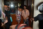 Ishaan Khattar, Janhvi Kapoor Spotted At JW Marriott Juhu on 28th Nov 2018