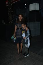 Amrita Arora with son spotted at Hakkasan in bandra on 29th Nov 2018 (4)_5c00d2601221a.JPG