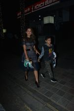 Amrita Arora with son spotted at Hakkasan in bandra on 29th Nov 2018 (9)_5c00d26c27d3b.JPG