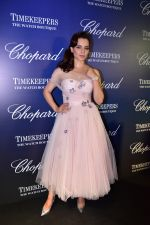 Kangana Ranaut at 25th anniversary party of swiss watch brand Chopard in St Regis on 30th Dec 2018