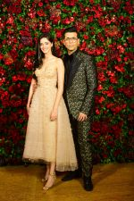 Karan Johar, Ananya Pandey at Deepika Padukone and Ranveer Singh_s Reception Party in Mumbai on 1st Dec 2018 (135)_5c04dbf17d544.JPG