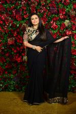 Rani Mukherjee at Deepika Padukone and Ranveer Singh_s Reception Party in Mumbai on 1st Dec 2018 (84)_5c04de7880276.JPG