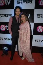 Mohit Malhotra, Tina Dutta at the Launch of & TV_s new horror mystery Daayan on 3rd Dec 2018 (19)_5c0774e7061b8.JPG