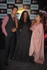 Mohit Malhotra, Tina Dutta at the Launch of & TV's new horror mystery Daayan on 3rd Dec 2018