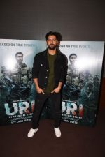 Vicky Kaushal spotted For Trailer Preview Of Film URI on 3rd Dec 2018 (10)_5c07754f19f9e.JPG