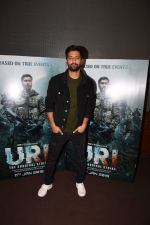 Vicky Kaushal spotted For Trailer Preview Of Film URI on 3rd Dec 2018 (11)_5c077550dc02e.JPG