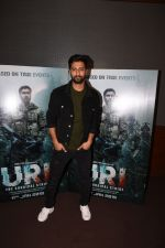 Vicky Kaushal spotted For Trailer Preview Of Film URI on 3rd Dec 2018 (12)_5c077552b3703.JPG