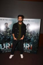 Vicky Kaushal spotted For Trailer Preview Of Film URI on 3rd Dec 2018 (14)_5c077557afa90.JPG