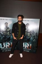 Vicky Kaushal spotted For Trailer Preview Of Film URI on 3rd Dec 2018 (15)_5c07755943b78.JPG