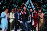 Badshah, Matt Hardy at Indian Idol Session 10 for Shoot Special Episode on 5th Dec 2018 (38)_5c08ca948134d.JPG