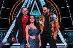 Badshah, Matt Hardy, Neha Kakkar at Indian Idol Session 10 for Shoot Special Episode on 5th Dec 2018 (62)_5c08d1bcf17fa.JPG