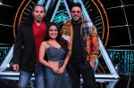 Badshah, Matt Hardy, Neha Kakkar at Indian Idol Session 10 for Shoot Special Episode on 5th Dec 2018 (63)_5c08ca9f12ef5.JPG