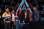 Badshah, Matt Hardy, Neha Kakkar, Vishal Dadlani, Manish Paul at Indian Idol Session 10 for Shoot Special Episode on 5th Dec 2018 (117)_5c08d1cacada1.JPG