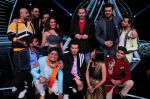Badshah, Matt Hardy, Neha Kakkar, Vishal Dadlani, Manish Paul at Indian Idol Session 10 for Shoot Special Episode on 5th Dec 2018 (127)_5c08d1d0da63d.JPG