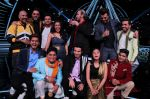 Badshah, Matt Hardy, Neha Kakkar, Vishal Dadlani, Manish Paul at Indian Idol Session 10 for Shoot Special Episode on 5th Dec 2018 (136)_5c08caad6c0f0.JPG