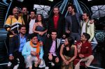 Badshah, Matt Hardy, Neha Kakkar, Vishal Dadlani, Manish Paul at Indian Idol Session 10 for Shoot Special Episode on 5th Dec 2018 (142)_5c08d2b5312c4.JPG