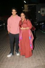 Ishaan Khattar, Neelima Azeem  at the Screening Of Film Kedarnath At Pvr Juhu on 5th Dec 2018 (56)_5c0a14484be4d.jpg