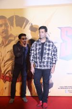 Ranveer Singh, Karan Johar at the Trailer launch of film Simmba in PVR icon, andheri on 4th Dec 2018 (153)_5c0a19a8e6d0d.JPG