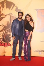 Ranveer Singh, Sara Ali Khan at the Trailer launch of film Simmba in PVR icon, andheri on 4th Dec 2018 (148)_5c0a1a24c7757.JPG