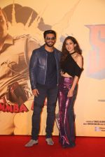 Ranveer Singh, Sara Ali Khan at the Trailer launch of film Simmba in PVR icon, andheri on 4th Dec 2018 (149)_5c0a19c6d62ce.JPG