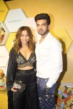 Anusha Dandekar, Karan Kundra at the launch of Bumble at Soho House in juhu on 7th Dec 2018 (80)_5c0f57edb777e.JPG