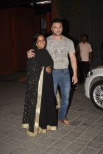 Sohail Khan at Salma Khan_s birthday party at Arpita Khan_s home in bandra on 8th Dec 2018 (27)_5c0f5b4a45a6a.JPG