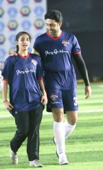 Abhishek Bachchan at Jamnabai Narsee Football Match in Jambai School Ground on 11th Dec 2018 (37)_5c10ab22c7710.jpg