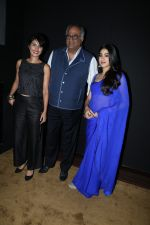 Janhvi Kapoor and Boney Kapoor snapped during felicitation at Royal Consulate of Norway in Insiginia Lounge, Metro Inox, Marine Lines on 11th Dec 2018 (61)_5c10b77df16f8.jpg