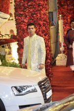 Karan Johar at Isha Ambani and Anand Piramal_s wedding on 12th Dec 2018 (129)_5c12159184e93.JPG