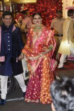 Rekha at Isha Ambani and Anand Piramal_s wedding on 12th Dec 2018 (41)_5c1217b76454d.JPG