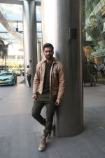 Vicky Kaushal For The Promotions Of Film Uri At Sofitel Bkc on 13th Dec 2018 (42)_5c134f5677c62.JPG