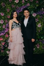 Bhushan Kumar, Divya Kumar at Dinesh Vijan and Pramita Tanwar_s wedding reception in jw marriott juhu on 15th Dec 2018 (1)_5c1751fac127a.jpg