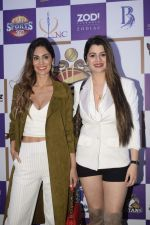 Bruna Abdullah, Kainaat Arora at Dreamz Premiere Legue players auction in ITC Grand Central in parel on 15th Dec 2018 (24)_5c175bff76edc.JPG